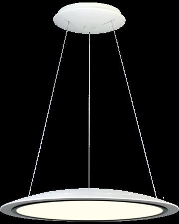 Saucer Series Pendant - 22