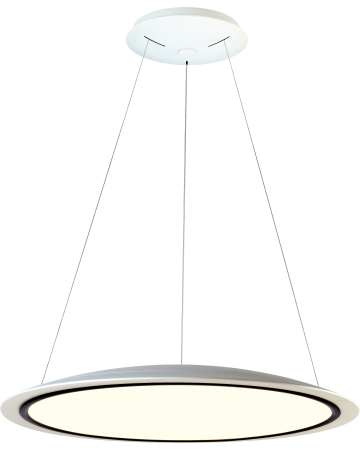 Saucer Series Pendant - 29