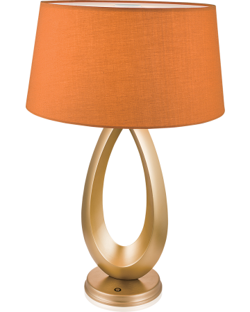 Elisa Series Table Lamp - Orange 13