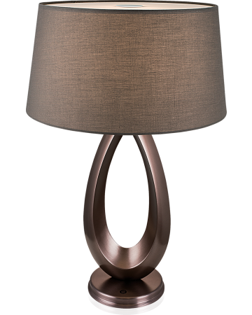 Elisa Series Table Lamp - Brown 13