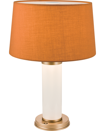 Quintas Series Table Lamp - Orange