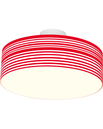 Zebra Series Ceiling Mount - Red 17