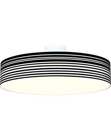 Zebra Series Ceiling Mount - Black 23