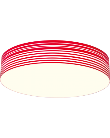 Zebra Series Ceiling Mount - Red 23