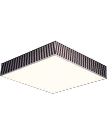 Alphonse Series Ceiling Mount - Square 17