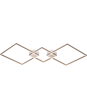 Fractal Series Ceiling Mount - 43