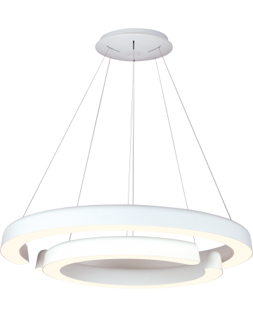 Enso Series Pendant - Double 33