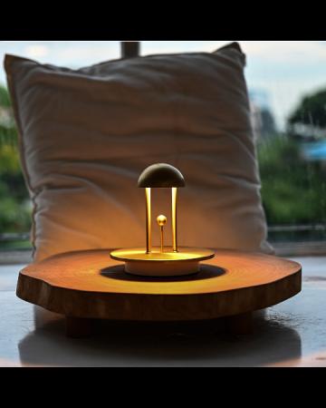 Jingle GC Brass Table Lamp