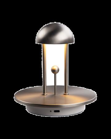 Jingle TC Nickel Table Lamp
