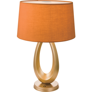 Elisa Series Table Lamp - Orange 16